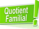 Calcul du quotient familial