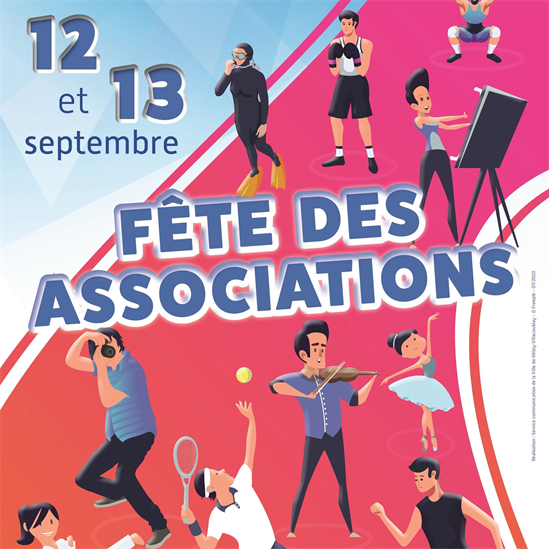 Fête des associations 2020